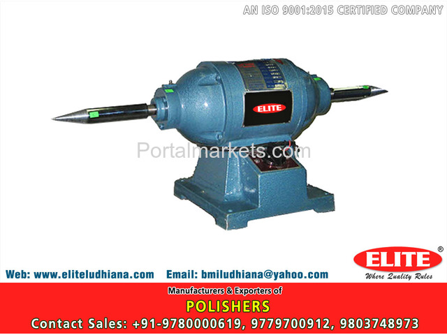 Bench Grinders & Bench Polishers, School College Electrical Machine Labs, Tyre Changer Machine - 2/4