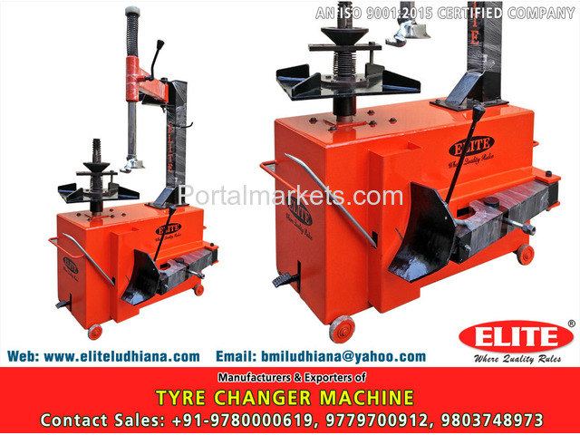 Bench Grinders & Bench Polishers, School College Electrical Machine Labs, Tyre Changer Machine - 4/4