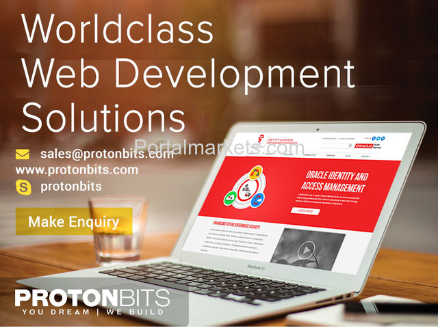 Low Cost Wordpress Development Service at Protonbits - 3/3
