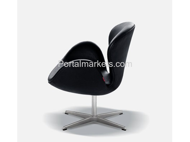 Fritz Hansen swan chair for a comfortable you available at Archetypen.ch - 2/4