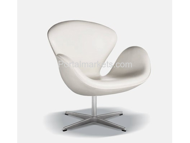 Fritz Hansen swan chair for a comfortable you available at Archetypen.ch - 3/4