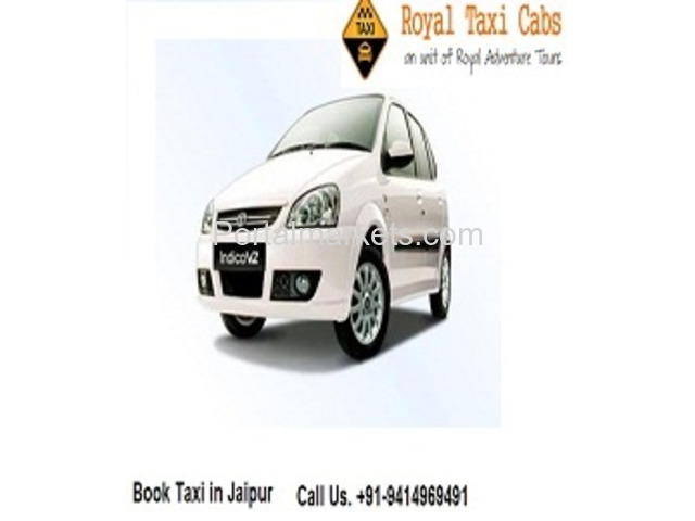 Looking for Best Taxi Service in Jaipur at Nominal Cost - 1/1