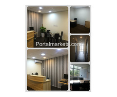 FULLY FURNISHED SERVICED OFFICE