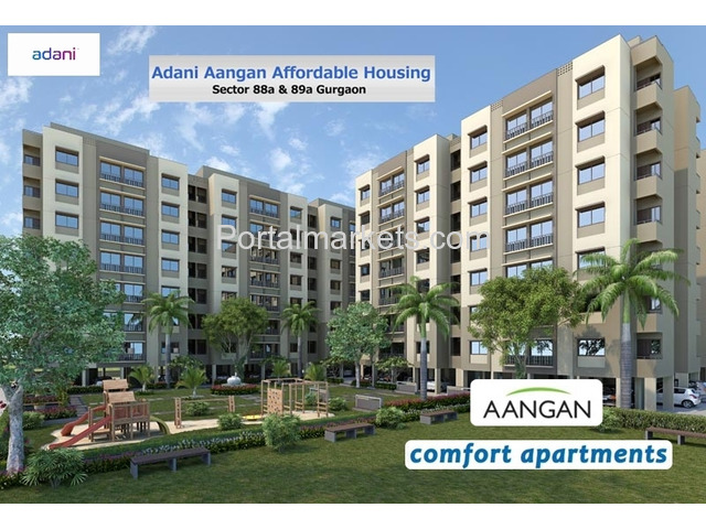 Adani Aangan Phase 2 Sector 89a Gurgaon - 2/4