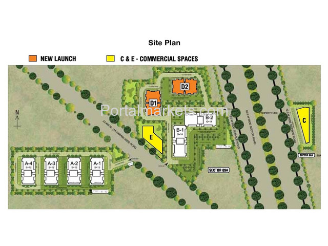 Adani Aangan Phase 2 Sector 89a Gurgaon - 4/4