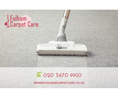 Hassle-free Carpet Cleaning in Fulham