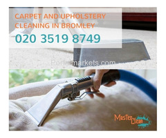 Carpet cleaners in Bromley