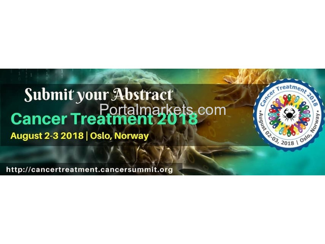 International conference on Cancer Diagnosis & Treatment - 2/2