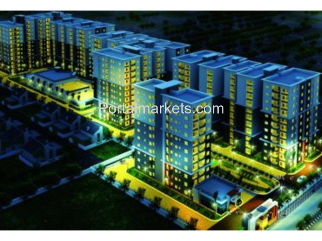 Flats for sale in Kompally Hyderabad - 1/1