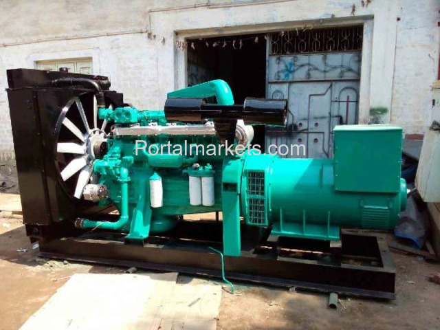 Used diesel marine generators sale in Vapi-india - 1/1