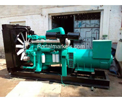 Used diesel marine generators sale in Vapi-india