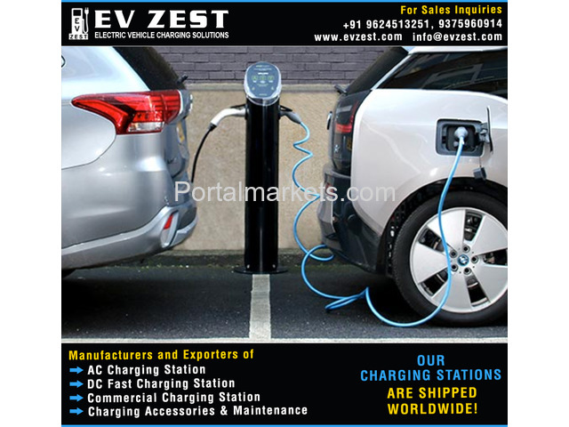 Electric Vehicle Charging Station manufacturers exporters suppliers distributors in india - 2/4