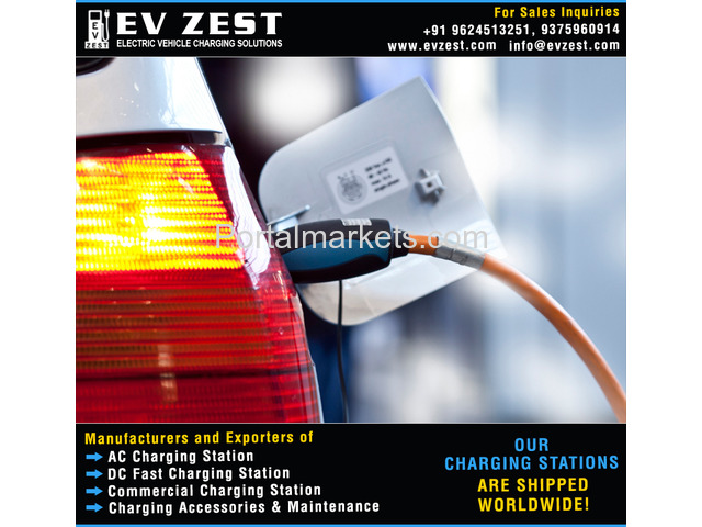 Electric Vehicle Charging Station manufacturers exporters suppliers distributors in india - 3/4