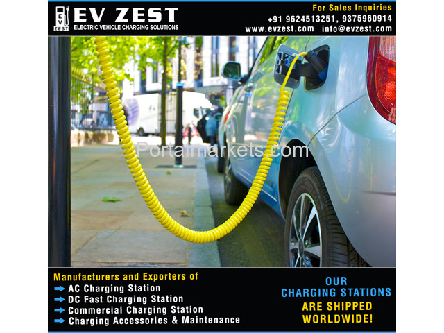 Electric Vehicle Charging Station manufacturers exporters suppliers distributors in india - 4/4