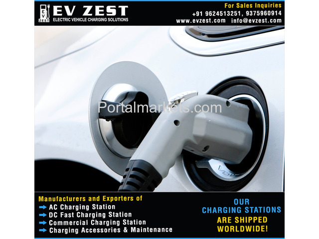 EV Charging Station manufacturers exporters suppliers distributors dealers in India - 2/4