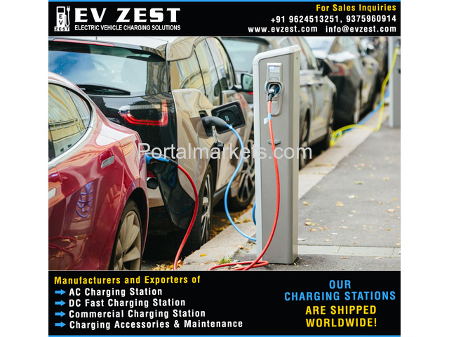 EV Charging Station manufacturers exporters suppliers distributors dealers in India - 3/4