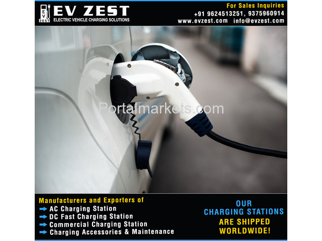 EV Charging Station manufacturers exporters suppliers distributors dealers in India - 4/4