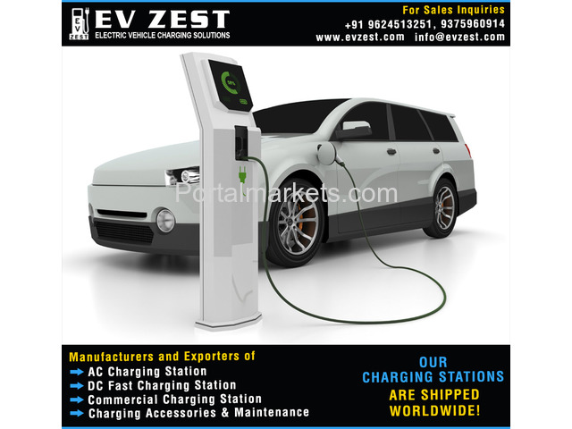 AC Charging Station manufacturers exporters suppliers distributors dealers in India - 3/4