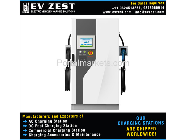 DC Fast Charging Station manufacturers exporters suppliers distributors dealers in India - 1/4