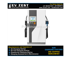 DC Fast Charging Station manufacturers exporters suppliers distributors dealers in India