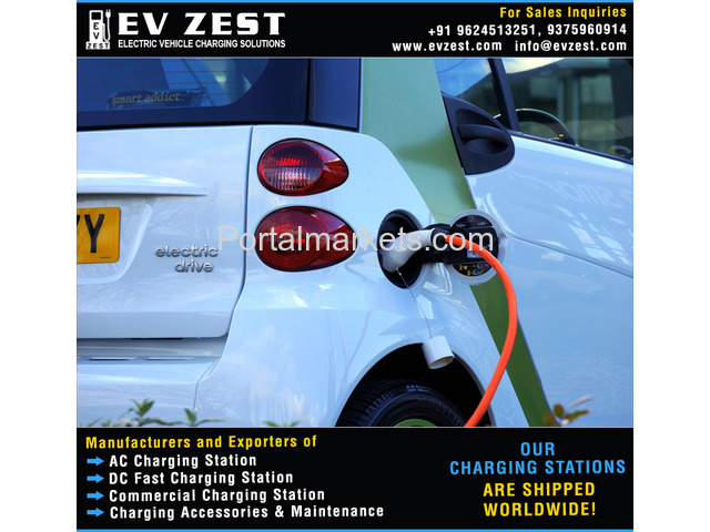 DC Fast Charging Station manufacturers exporters suppliers distributors dealers in India - 2/4