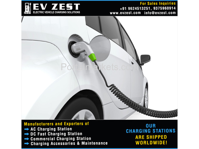 DC Fast Charging Station manufacturers exporters suppliers distributors dealers in India - 3/4