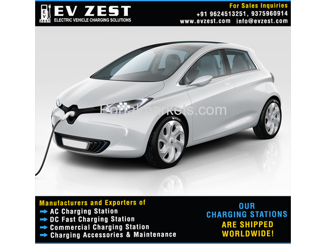 DC Fast Charging Station manufacturers exporters suppliers distributors dealers in India - 4/4