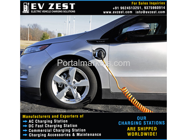 Commercial EV Charging Station manufacturers exporters suppliers distributors in India - 1/4