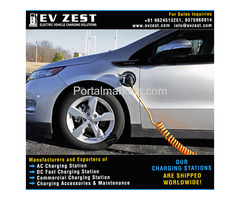 Commercial EV Charging Station manufacturers exporters suppliers distributors in India