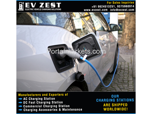 Commercial EV Charging Station manufacturers exporters suppliers distributors in India - 3/4