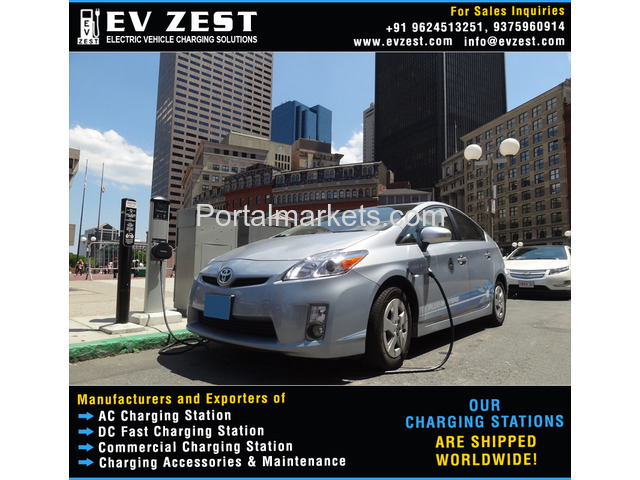 Commercial EV Charging Station manufacturers exporters suppliers distributors in India - 4/4