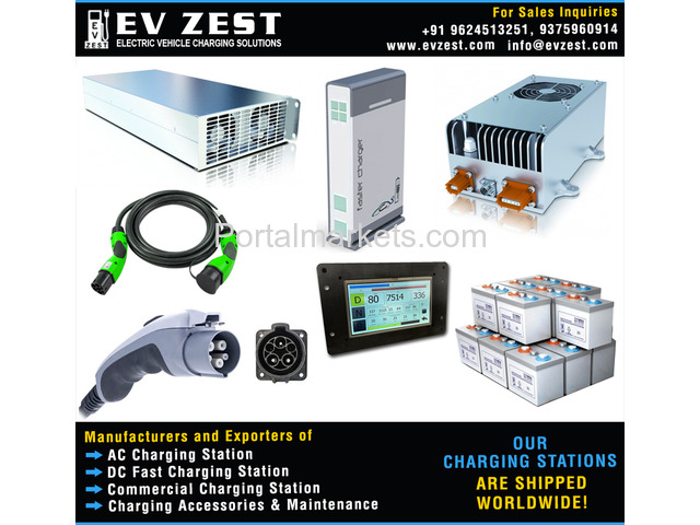 Multi stage Charging Station manufacturers exporters suppliers distributors in India - 1/4