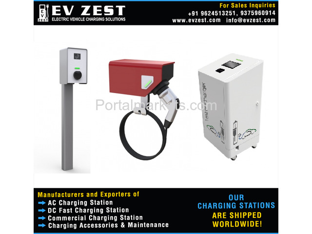 Multi stage Charging Station manufacturers exporters suppliers distributors in India - 2/4