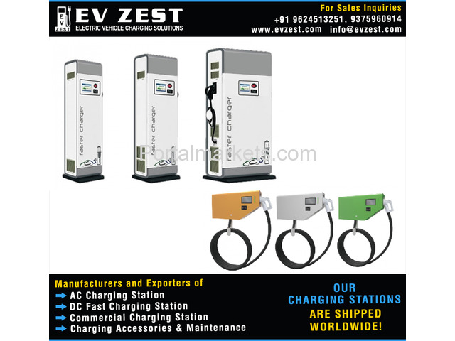 Multi stage Charging Station manufacturers exporters suppliers distributors in India - 3/4