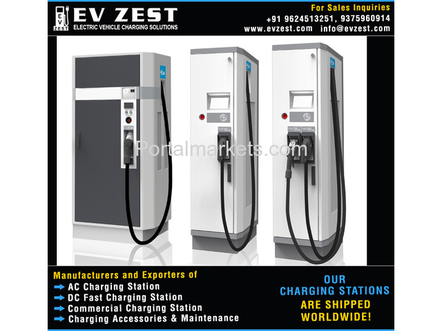 Multi stage Charging Station manufacturers exporters suppliers distributors in India - 4/4