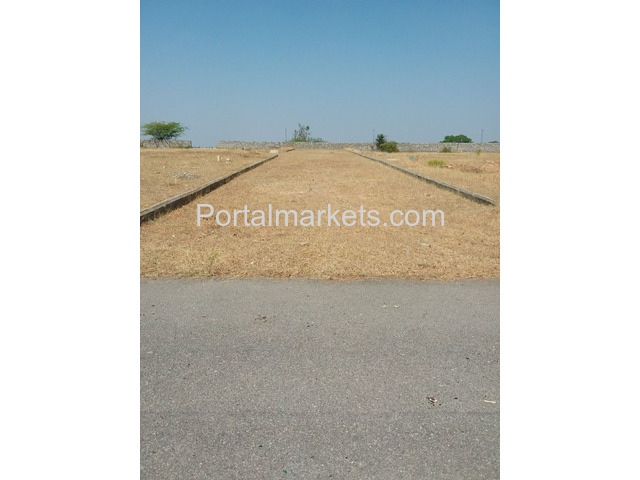 Gated Community DTCP plot for sale in India,HYDERABAD - 1/1