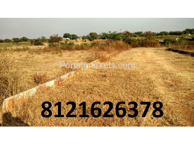 The  plot at India,Nagaram,Hyderabad  Rs.2900/ sq yard for (200 sq yad) - 1/2
