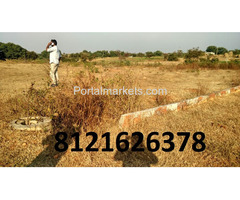 The  plot at India,Nagaram,Hyderabad  Rs.2900/ sq yard