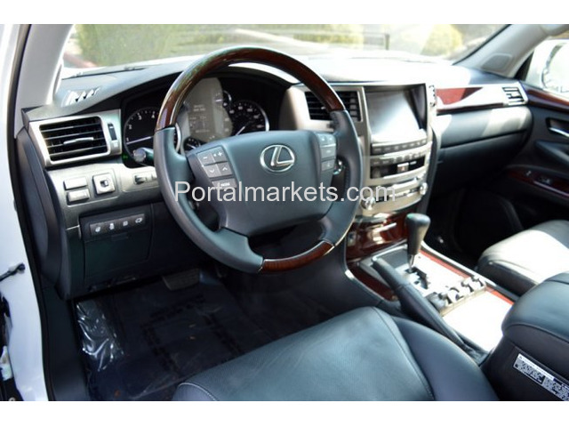 Used Car for sale Lexus LX570 2015 For Sale - 2/4