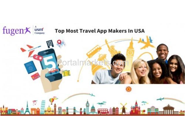 FuGenX – Top travel app makers in USA - 1/1