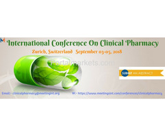 Clinical Pharmacy 2018