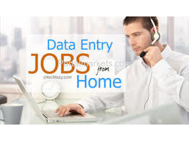 Online Typing Job Rs 20000/Month Or More - 1/1