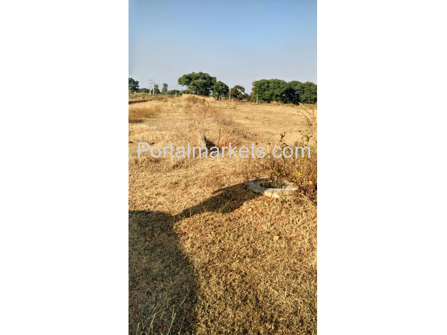 best deal in property near ORR,hyderabad Rs.2900 per sq yard - 1/3