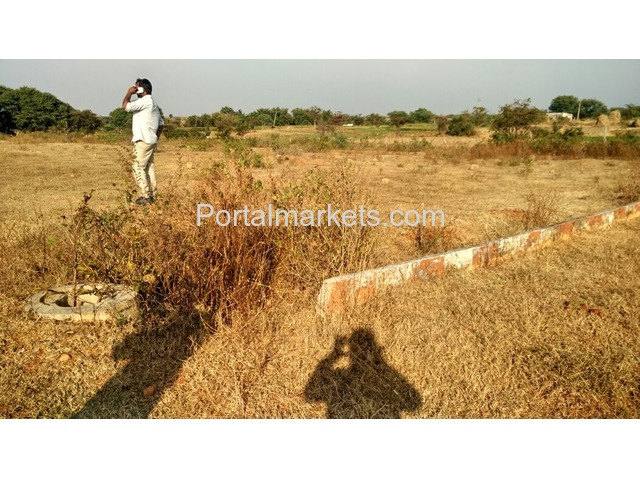 best deal in property near ORR,hyderabad Rs.2900 per sq yard - 2/3
