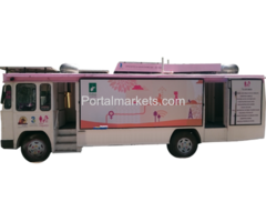 portable Restroom container  for woman-3sindia