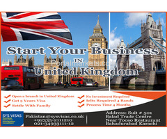 Start Ur Business In Uk