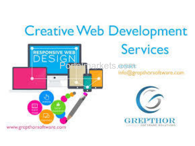 Grepthor Software Solutions | IT Services| Digital Marketing Services - 1/2