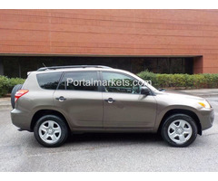 Toyota RAV4 2.0, 2010 (59) Grey 4x4, Automatic FOR SALE