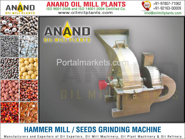 Soyabean Seed Oil Expeller Machine Manufacturers Exporters in India Punjab - 2/4