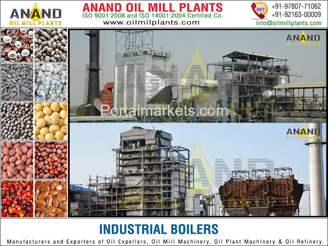 Soyabean Seed Oil Expeller Machine Manufacturers Exporters in India Punjab - 3/4
